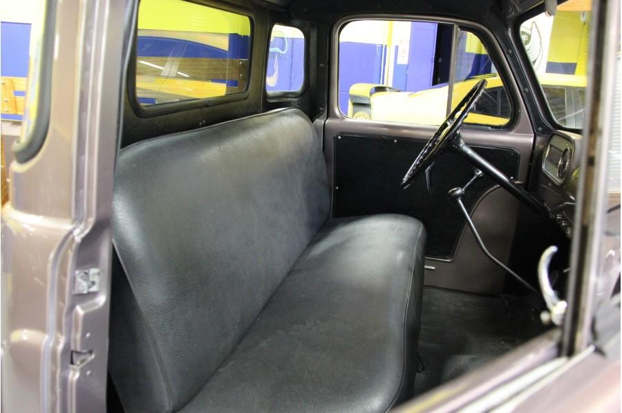 1955 PICK-UP DODGE JOB-RATED 5 WINDOWS RARE BOITE MANUELLE 4 VITESSES