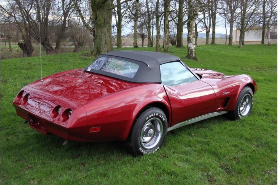Chevrolet Corvette Cabriolet Stingray 1974 Onecar