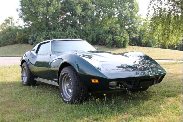 Corvette C3 stingray 1973